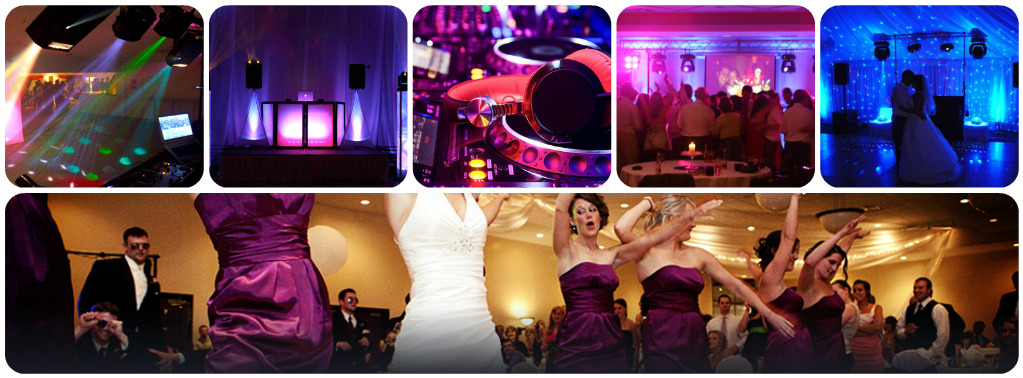 wedding dj hire cheshire
