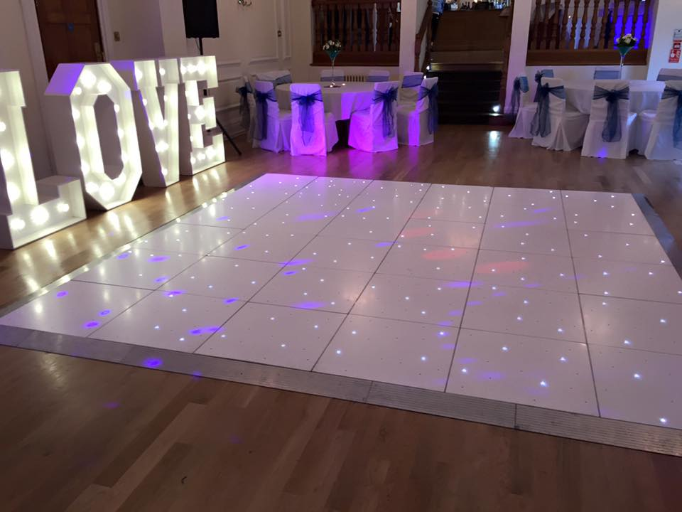 Liverpool Dance Floor Hire - LED Dance Floor Hire Liverpool - Cheshire Dance Floor Hire - Wedding Dance Floor Hire