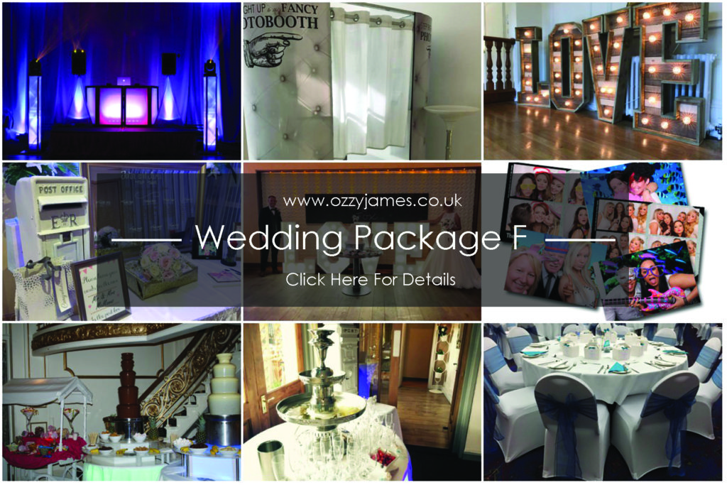 Wedding Packages Wirral