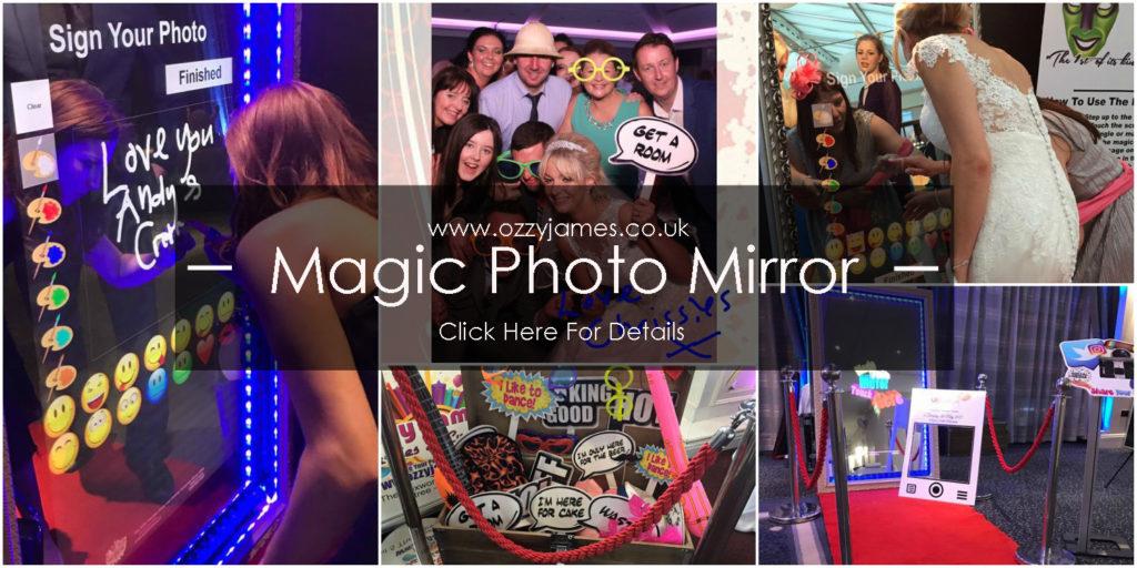 mirror booth hire magic photo mirror