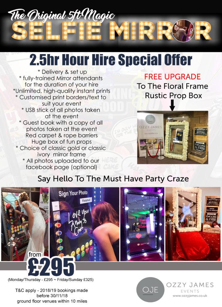 magic selfie mirror offer - photo mirror offer - cheap selfie mirror hire