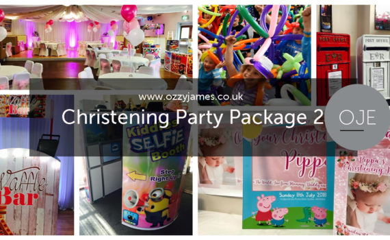 Childrens Party Packages Liverpool - Christening Party Hire Merseyside