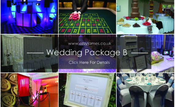 Wedding Party Packages in Liverpool