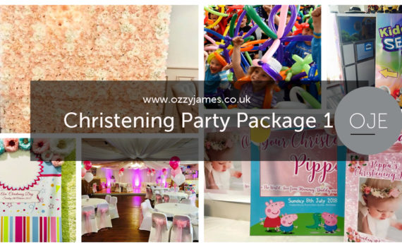Christening Party Packages Liverpool, Northwest, Merseyside