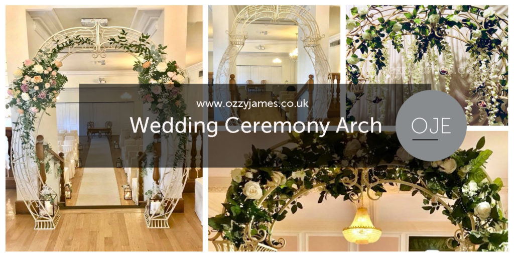 Wedding Ceremony Arch Hire Northwest - Wedding Venue Dressing Liverpool