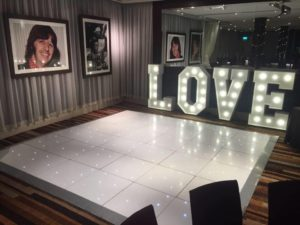 liverpool dance floor hire