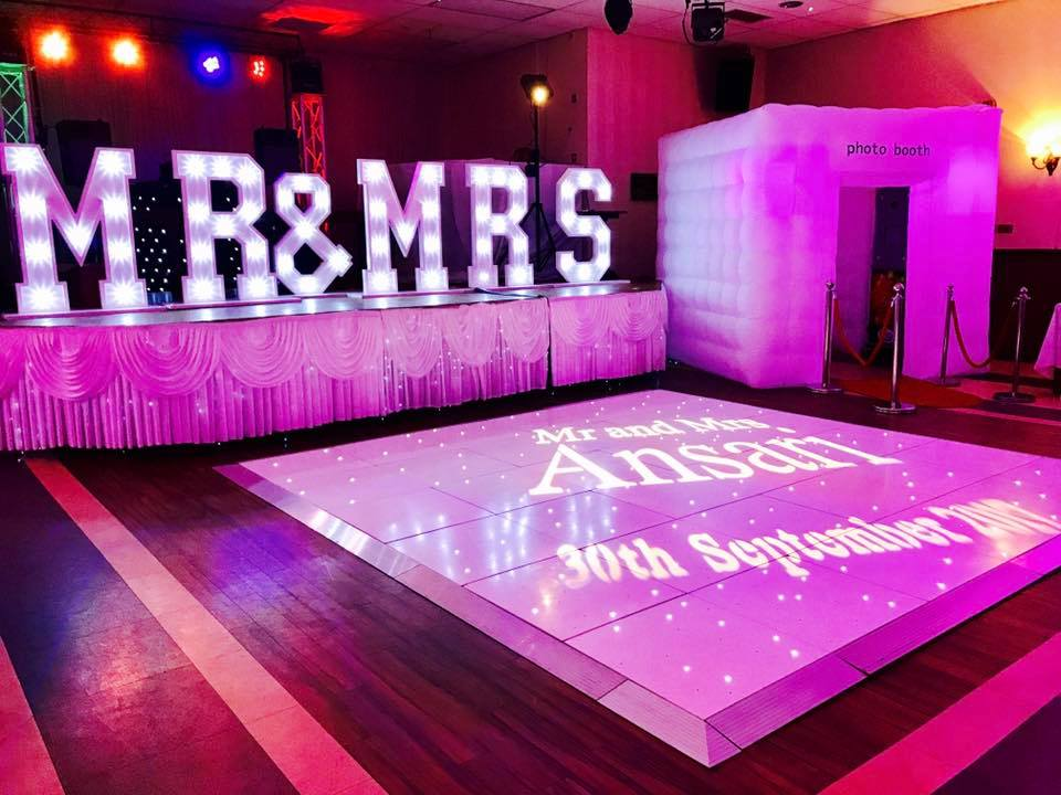 dance floor hire runcorn