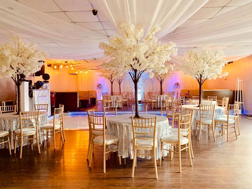 Blossom Trees Liverpool - Blossom Tree Centrepieces for Hire Northwest - Blossom Tree Table Centrepiece Hire - Blossom Tree Hire Cheshire
