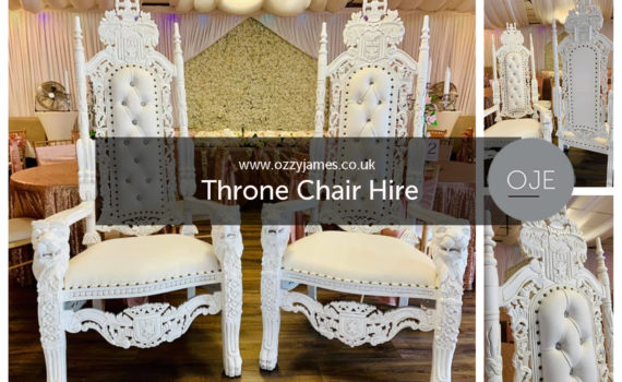 Wedding Throne Chair, Liverpool, Cheshire, Wirral, Warrington, Widnes, Manchester, Preston - Ozzy James Events