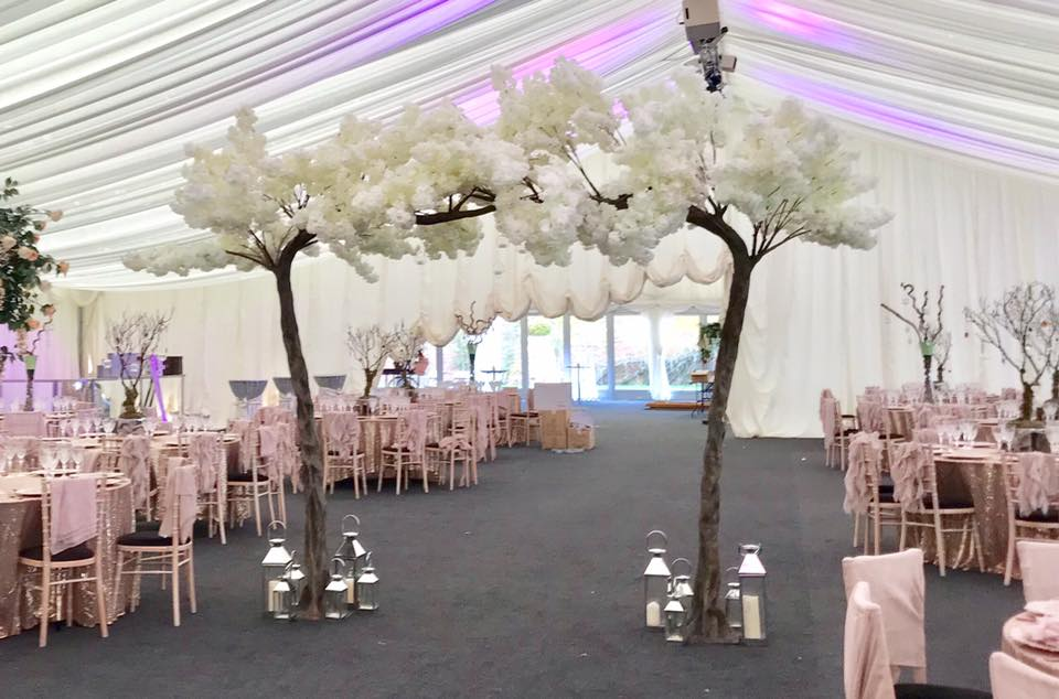 lossom Tree Floral Wedding Package Liverpool Wirral Cheshire
