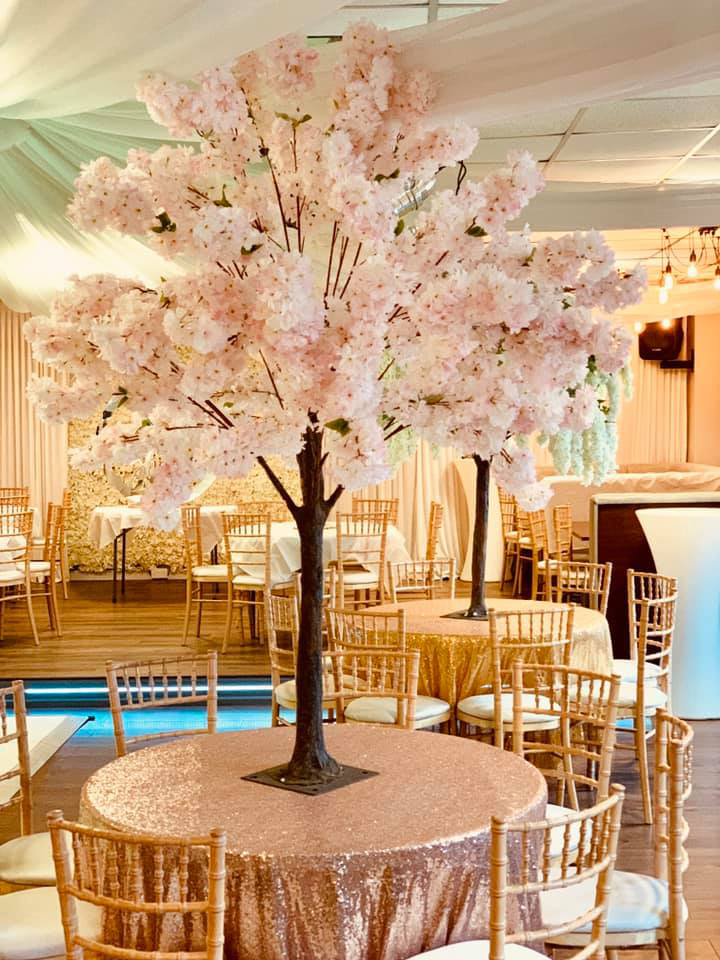 Artificial Blossom Tree Hire - Blossom Tree Hire Liverpool Cheshire Wirral