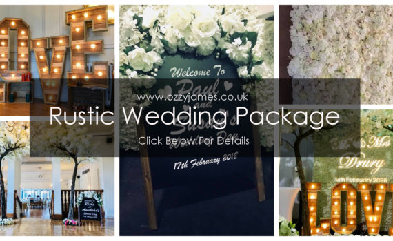 rustic wedding package cheshire vintage wedding hire merseyside