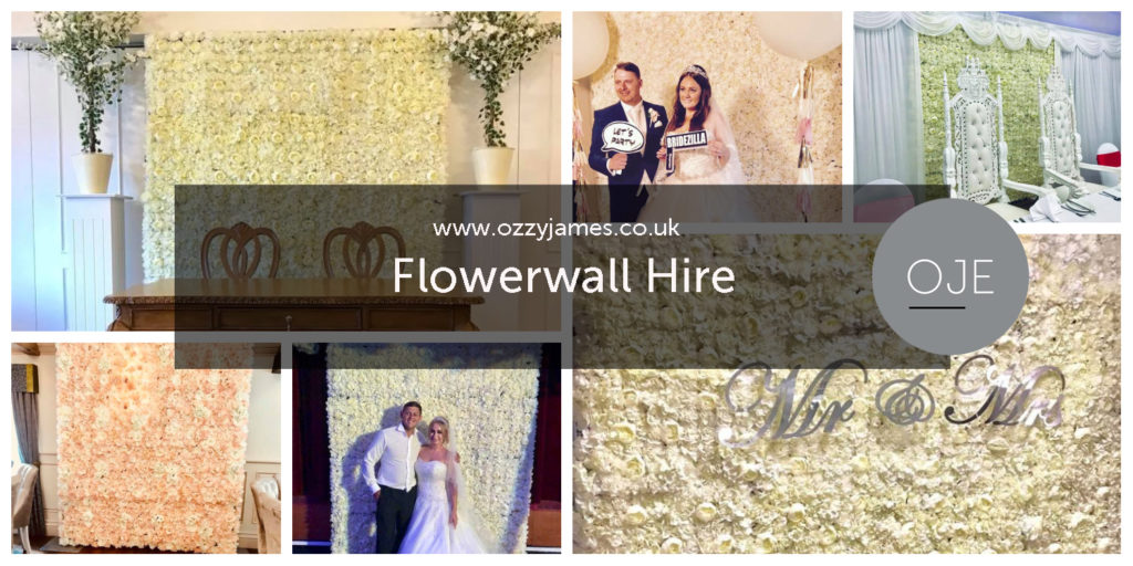Flower Wall Hire Liverpool - Flower Wall Hire Northwest - Flower Wall Hire Cheshire