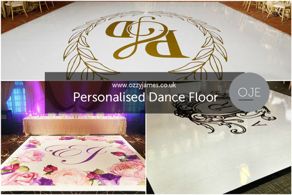 Personalised Dance Floor Wrap, Printed Dance Floor Liverpool, Manchester, Cheshire