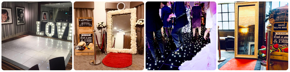 LED Dance Floor Special Offer - Liverpool, Warrington, Wirral, Widnes, Cheshire - Ozzy James Events