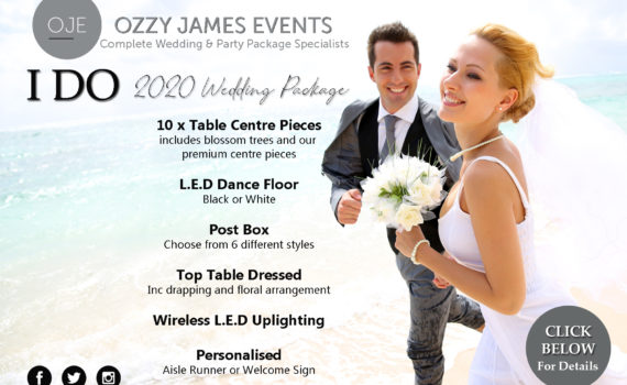 Cheap Wedding Packages Liverpool, Cheshire, Widnes, Warrington, Wirral - Ozzy James Events